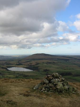 Over Water and Binsey from Longlands Fell
