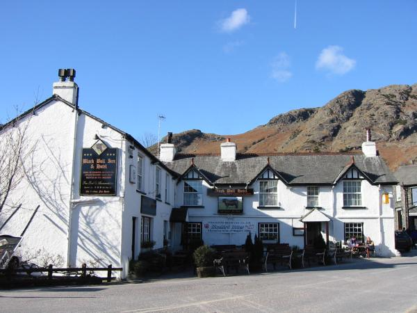 Black Bull Inn, Coniston
