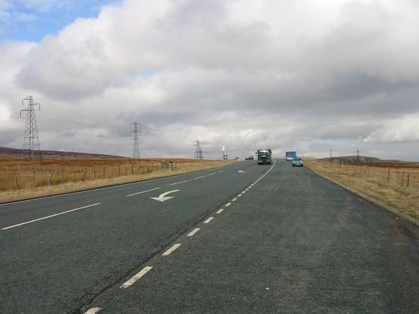 The A6 Shap road summit