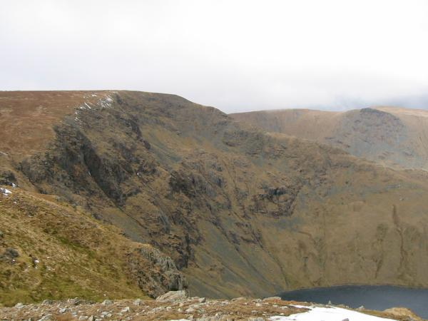 High Street's east face from Mardale Ill Bell