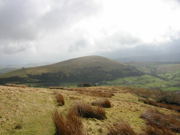 Little Mell Fell from the descent