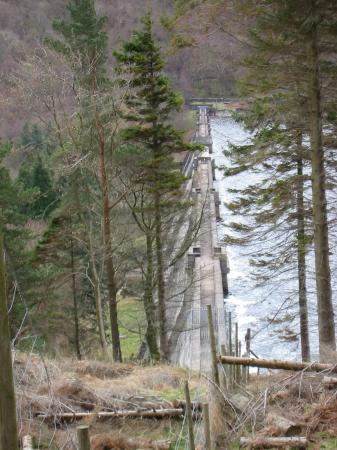 Haweswater dam