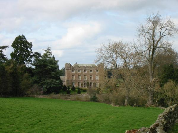 Askham Hall (the front this time)