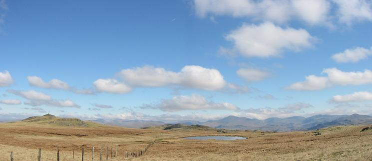 Stainton Pike and Holehouse Tarn