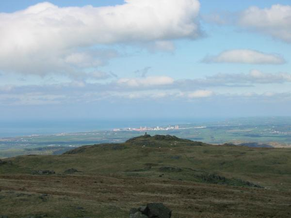 White Pike with Sellafield beyond