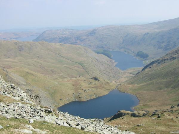 Haweswater and Small Water