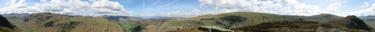 360 Panorama from Eagle Crag's summit
