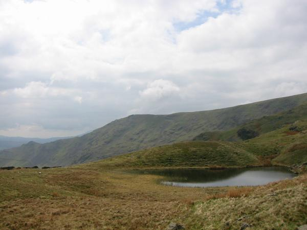 Low Pike and High Pike from Scandale Tarn