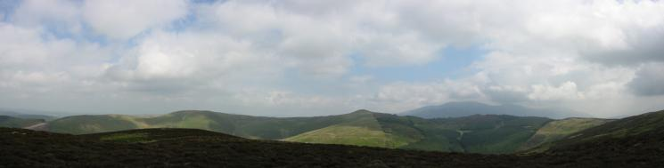 Broom Fell and Lord's Seat