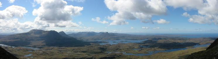 ...and as a panorama