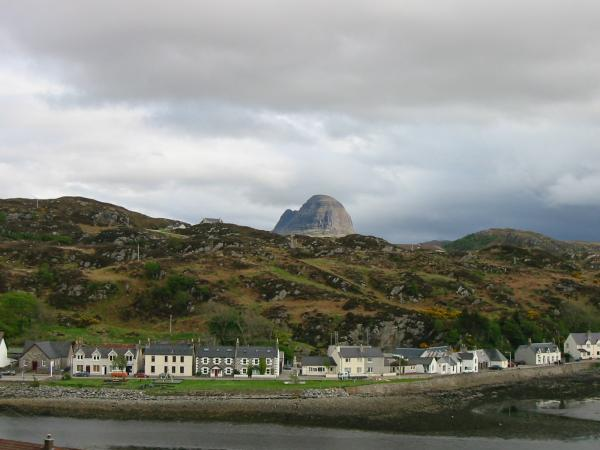 Suilven and Lochinver