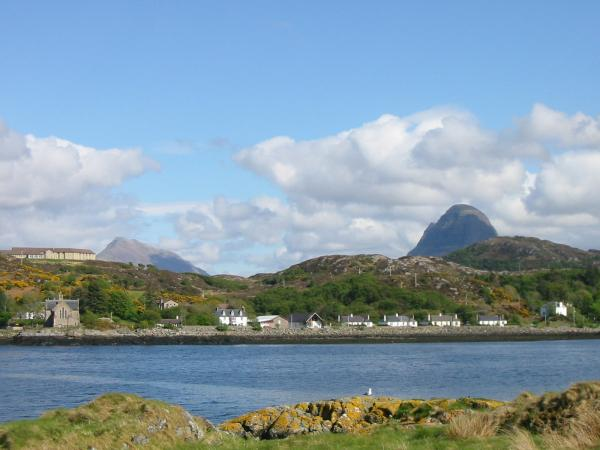 Canisp, Suilven and Lochinver