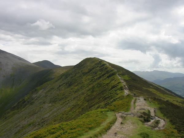Long Side from Ullock Pike