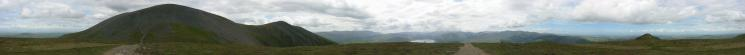 360 Panorama from Carl Side's summit