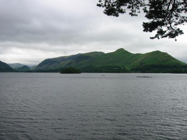 Catbells from Friar's Crag