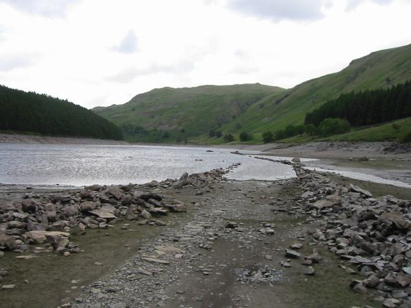 One of the old roads leading into Haweswater