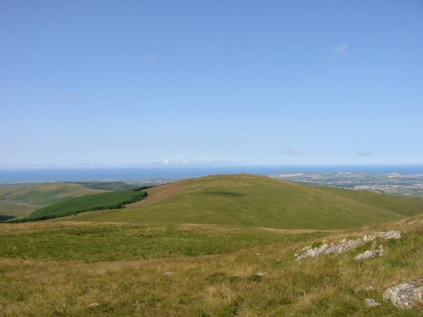 Grike from Crag Fell