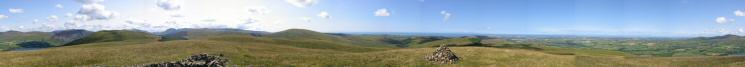360 Panorama from Grike's summit