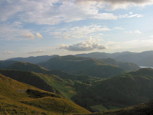 Place Fell from Bonscale Pike