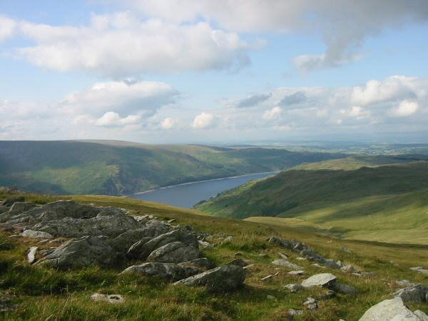Haweswater comes into view