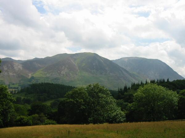 Whiteside and Grasmoor