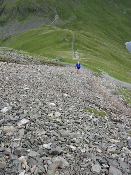 On the ascent of Fairfield