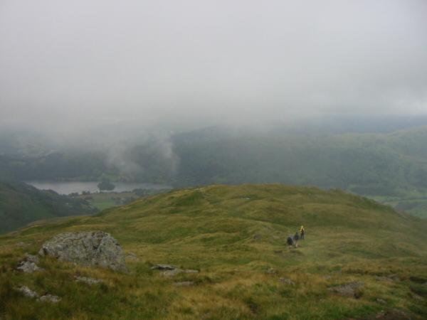 Descending to Stone Arthur