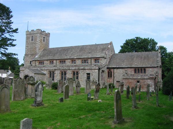 St Kentigern's Church, Caldbeck