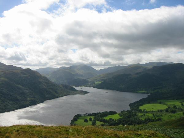 Ullswater from Green Hill