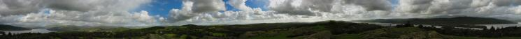 360 Panorama from Brant Fell's summit