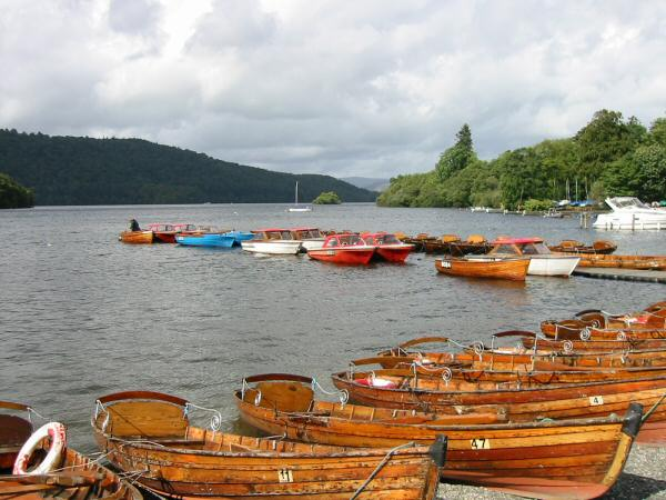 Back at the lakeshore, Bowness-on-Windermere