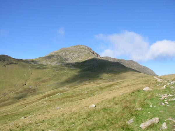 Bowfell from The Band