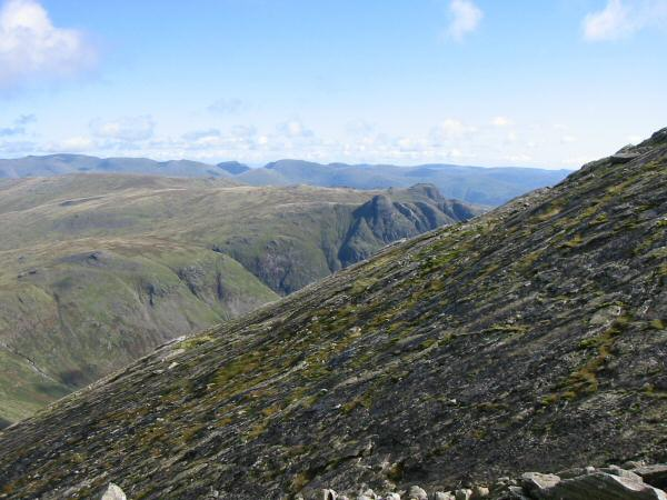 The Great Slab, Bowfell