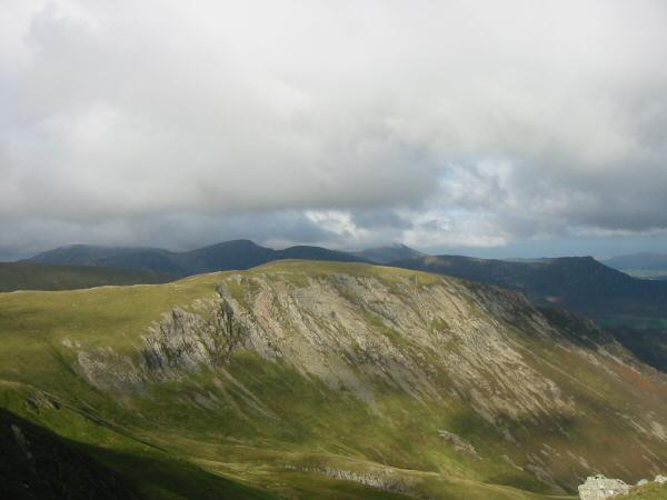 Hindscarth from Dale Head