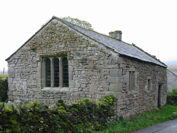 16th century Keld Chapel