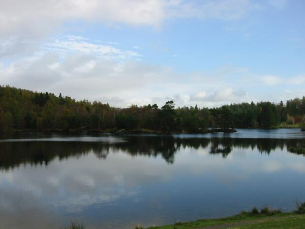 Tarn Hows and some blue sky