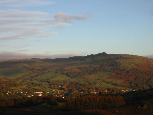 Wansfell Pike and Ambleside