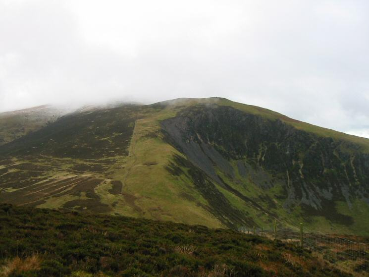 Bakestall and Dead Crags