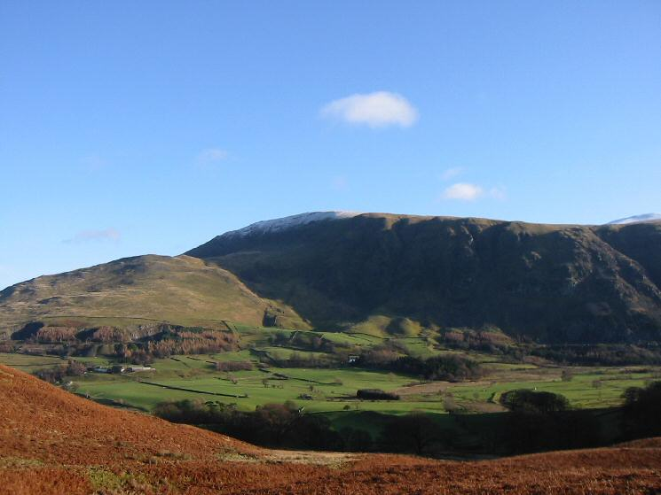 Threlkeld Knotts and Clough Head