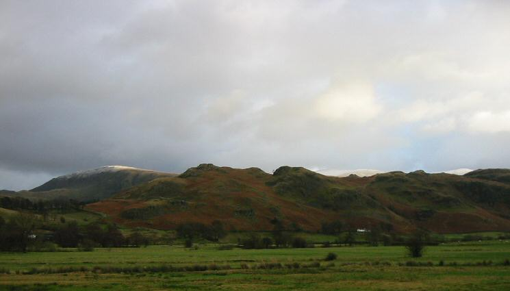 Clough Head and High Rigg