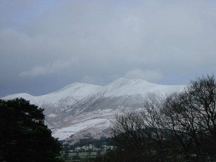Skiddaw and Skiddaw Little Man