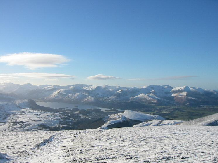 Another view of the northwestern fells from Blease Fell