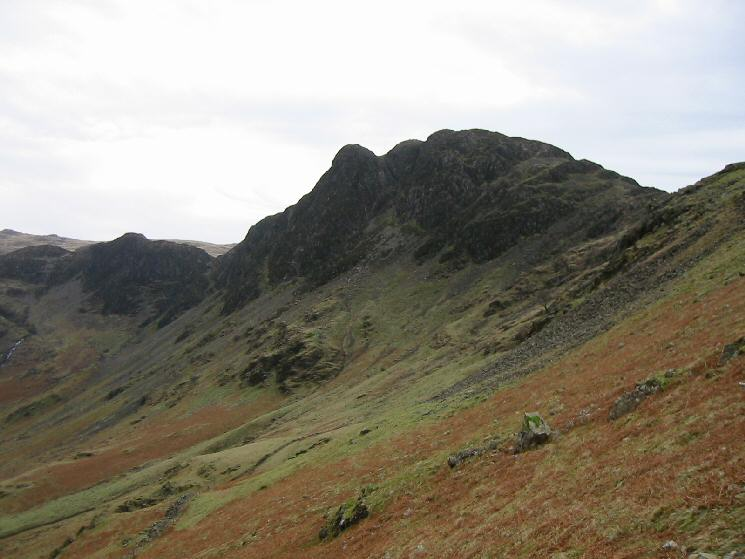 Haystacks from the Scarth Gap path