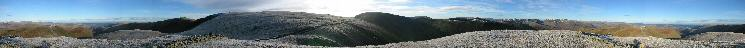 360 Panorama from The Knott's summit