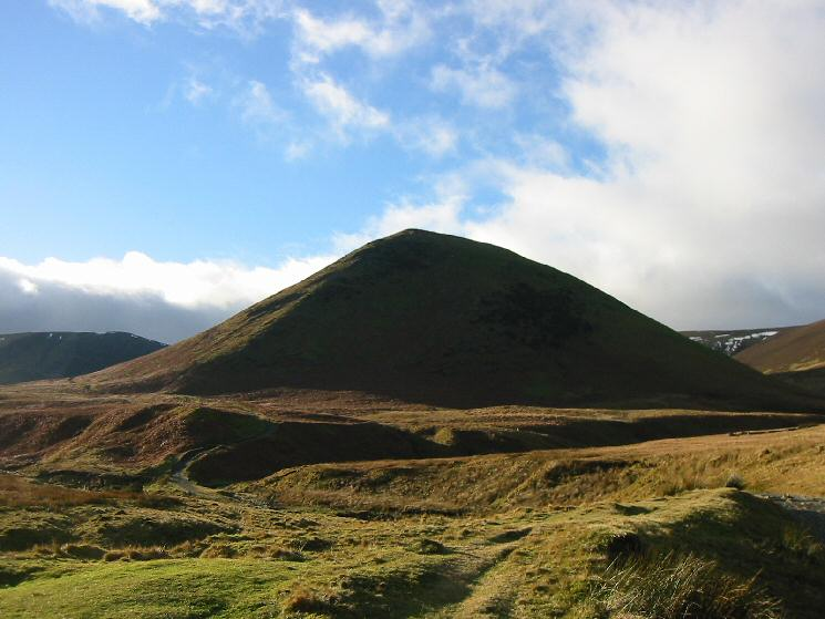 The Tongue from near Mungrisdale