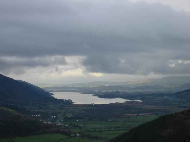 ...and zooming in on Bassenthwaite Lake