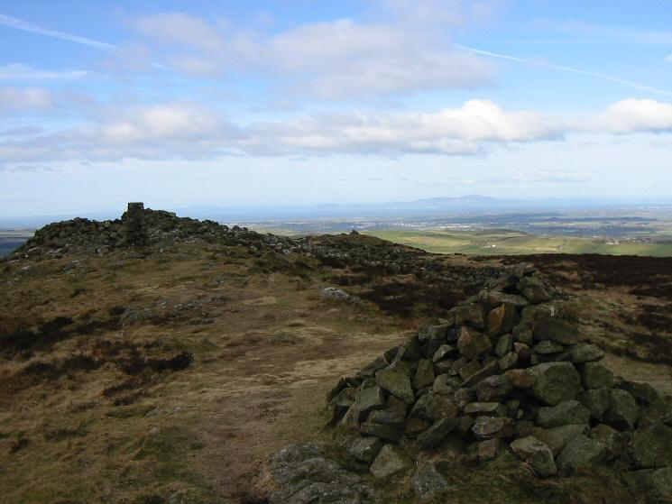 Binsey's summit