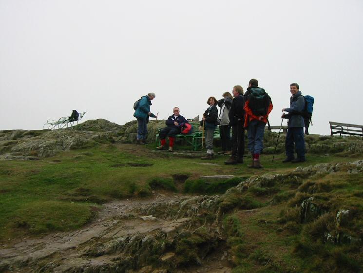 Orrest Head's summit
