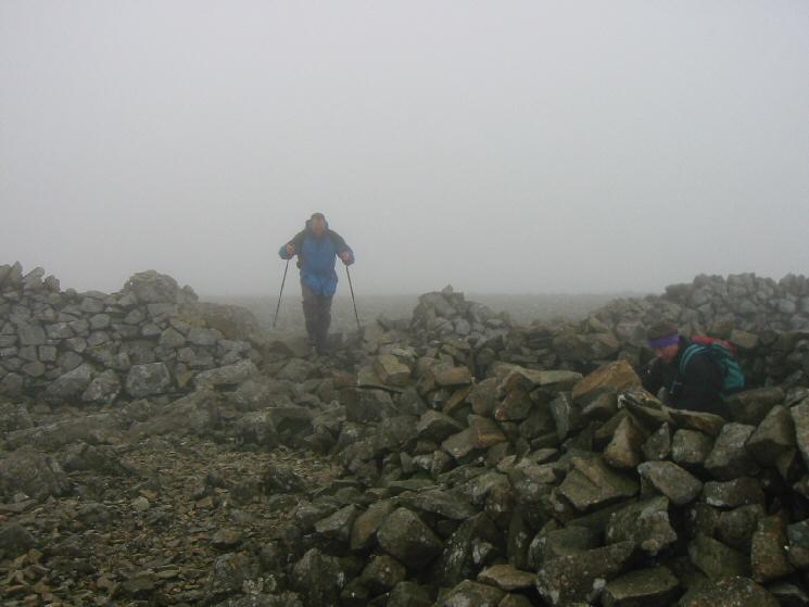 Haycock's summit