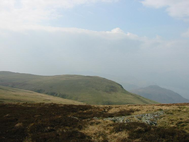 Bonscale Pike from our route up Loadpot Hill